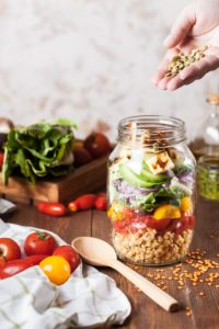 Best Mason Jars for Overnight oats and salads