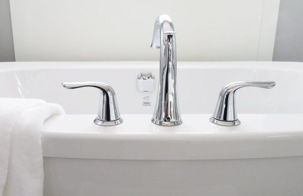 Which finish is best for bathroom faucets