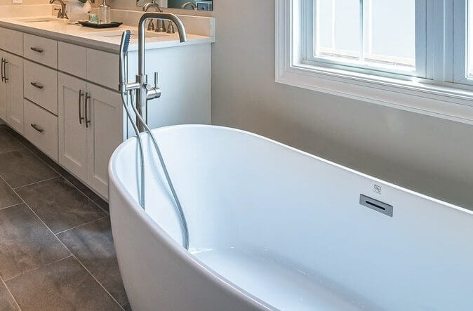 Best Freestanding Tub Filler