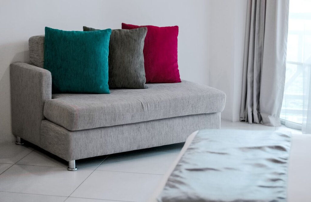 Is it worth reupholstering a sofa