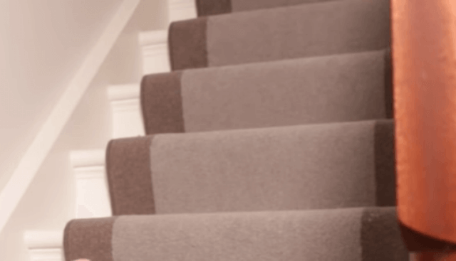 How to protect carpeted stairs from damage